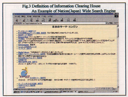 Through This Information Clearing House, Users Get Information On Not Only  Information Sources But Also Information Itself  Even Links To The ...